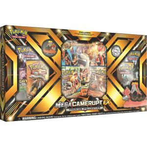 Pokémon, Mega Camerupt EX Premium Collection