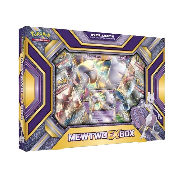 Pokémon, Mewtwo EX Box