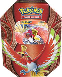 Pokémon, Mysterious Powers Tin: Ho-Oh GX