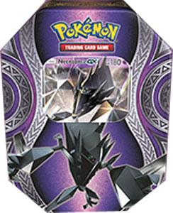 Pokémon, Mysterious Powers Tin: Necrozma GX