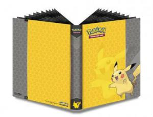 Pokémon, Pro-Binder, Pikachu - 9 Pocket