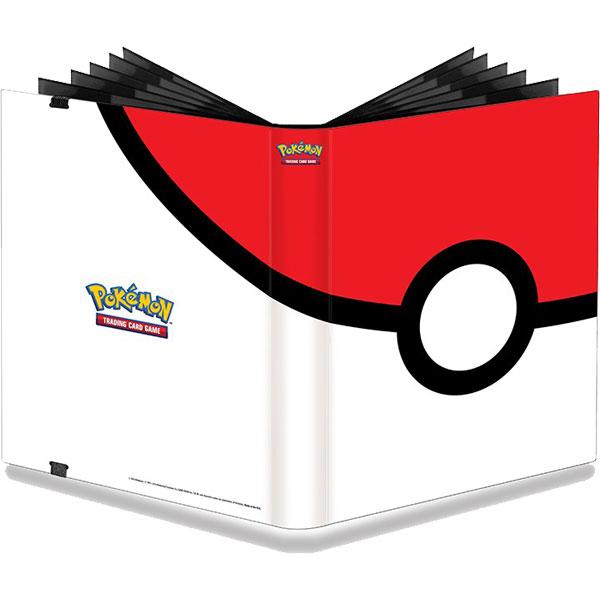 Pokémon, Pro-Binder, Pokeball - 9 Pocket
