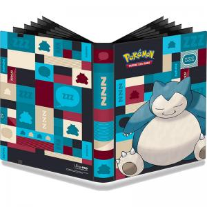Pokémon, Pro-Binder, Snorlax - 9 Pocket