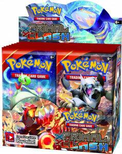 Pokémon, XY Primal Clash, 1 Display / Booster Box (36 Boosters)
