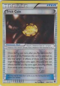 Phantom Forces, Trick Coin - 108/119 - Reverse Foil Uncommon