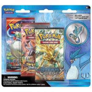 1 Pin Pack, Articuno