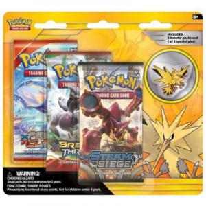 1 Pin Pack, Zapdos
