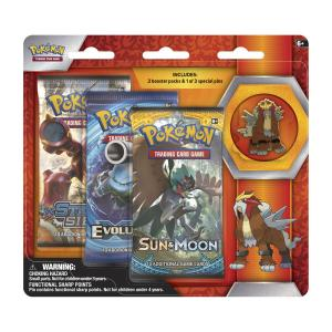1 Pin Pack, Entei