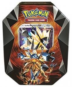 Pokémon, Prism Tin - Dusk Mane Necrozma-GX