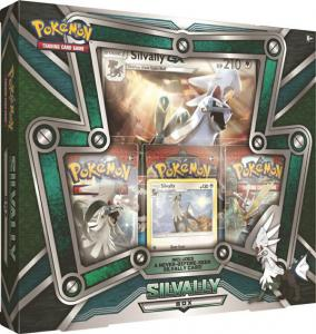 Pokémon, Silvally Collection Box