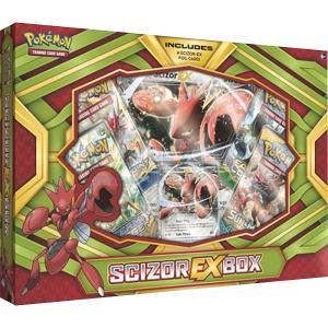 Pokémon, Scizor EX Box