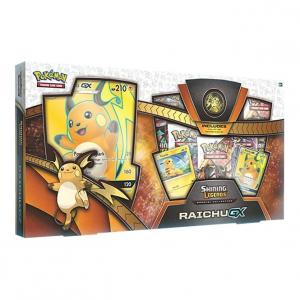 Pokémon, Shining Legends, Special Collection Raichu GX