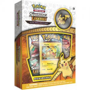 Pokémon, Shining Legends Pin Collection: Pikachu