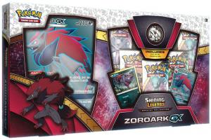 Pokémon, Shining Legends, Special Collection Zoroark GX