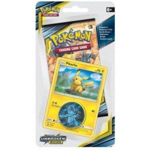 Pokémon, SM Unbroken Bonds, Checklane Blister Pack: Pikachu