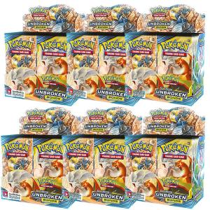 Pokémon, SM Unbroken Bonds, Hel Case (6 booster boxar)