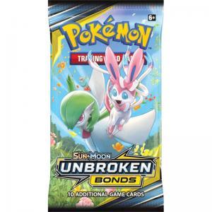 Pokémon, SM Unbroken Bonds, 1 Booster
