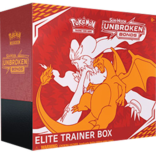 Pokémon, SM Unbroken Bonds, Elite Trainer Box