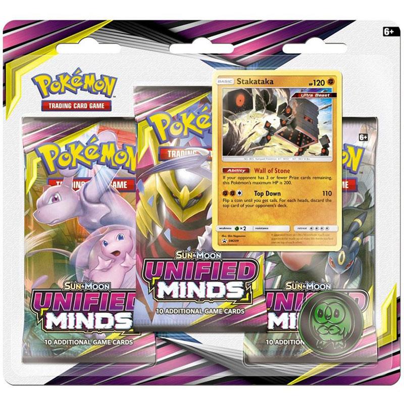 Pokémon, SM Unified Minds, Trippelblister: Stakataka