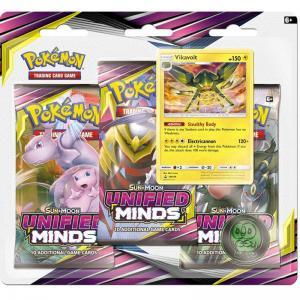 Pokémon, SM Unified Minds, Trippelblister: Vikavolt