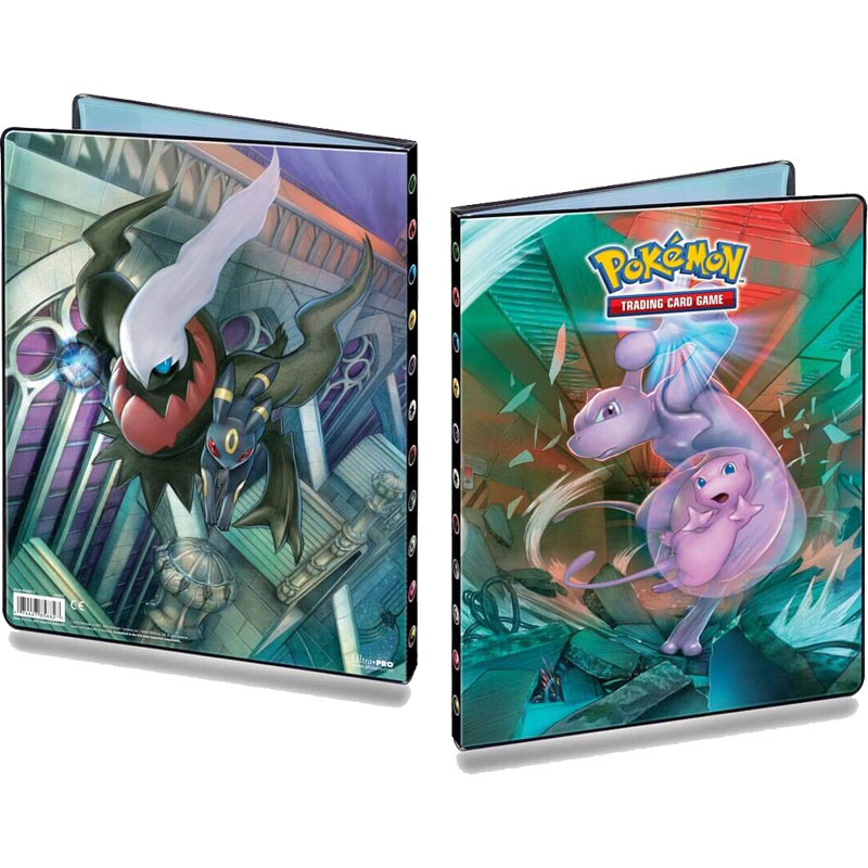 Pokémon, SM Unified Minds, Portfoliopärm A4 - 9 Pocket