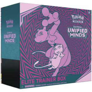 Pokémon, SM Unified Minds, Elite Trainer Box