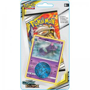 Pokémon, SM Cosmic Eclipse, Checklane Blister Pack: Mismagius