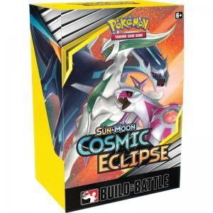 Pokémon, SM Cosmic Eclipse, Build & Battle