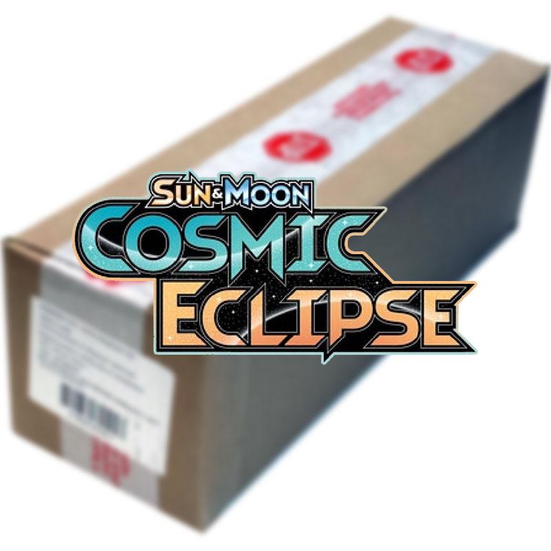 Pokémon, SM Cosmic Eclipse, Hel Case (6 booster boxar)