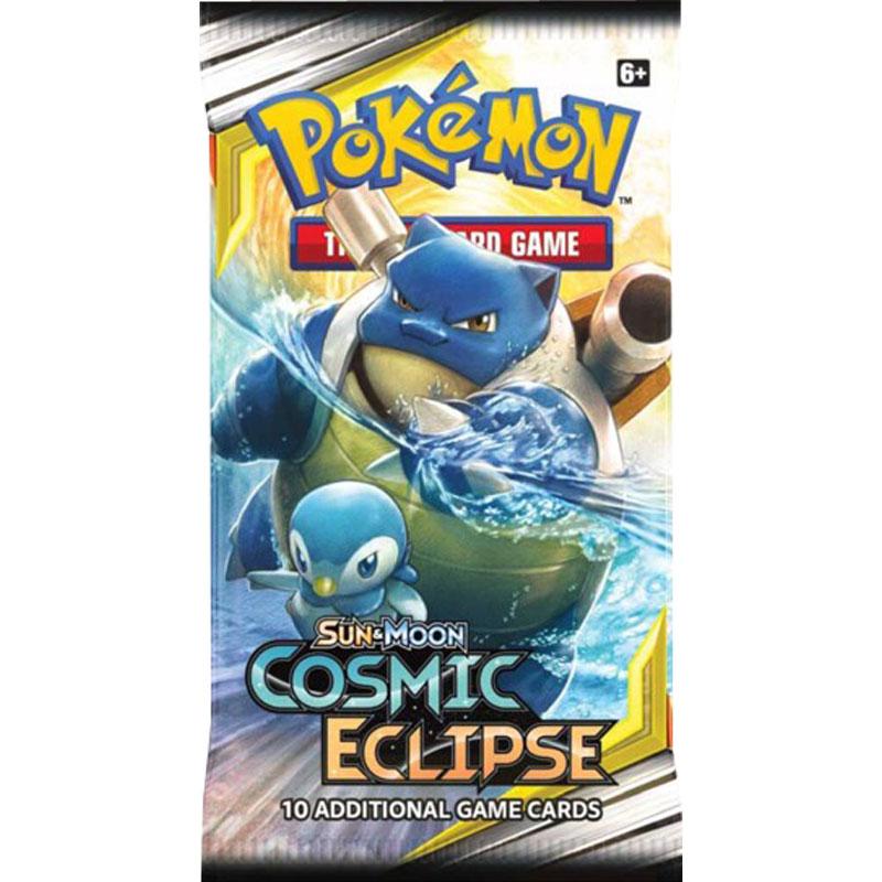 Pokémon, SM Cosmic Eclipse, 1 Booster