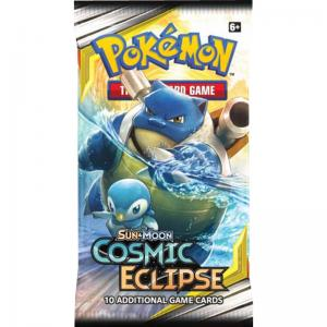 Pokémon, SM Cosmic Eclipse, 1 Booster