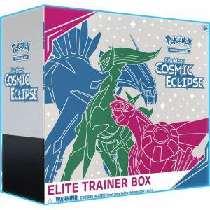 Pokémon, SM Cosmic Eclipse, Elite Trainer Box