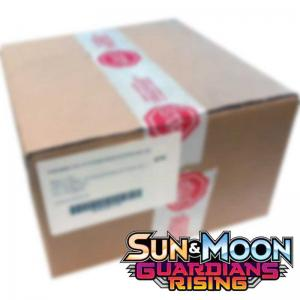 Pokemon, SM Guardians Rising, Sleeved Booster Case (144 sleeved boosters)