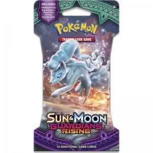 Pokémon, SM Guardians Rising, 1 Sleeved Booster [Random art on the sleeve]