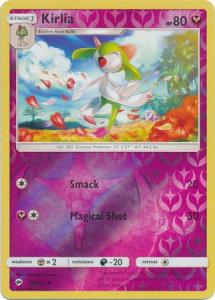 SM Burning Shadows, Kirlia - 92/147 - Uncommon - Reverse Holo