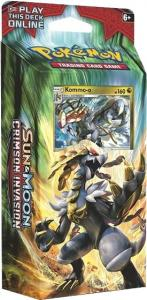 Pokémon, SM Crimson Invasion, Theme Deck: Kommo-O