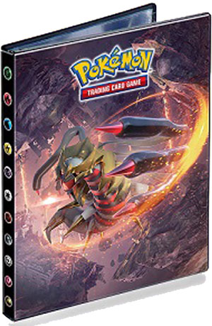 Pokémon, SM Ultra Prism, Portfolio Binder A5 - 4 Pocket