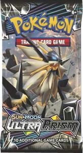 Pokémon, SM Ultra Prism, 1 Booster