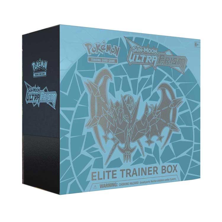 Pokémon, SM Ultra Prism, Elite Trainer Box - Dawn Wings Necrozma