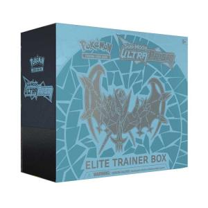 Pokémon, SM Ultra Prism, Elite Trainer Box - Dawn Wings Necrozma