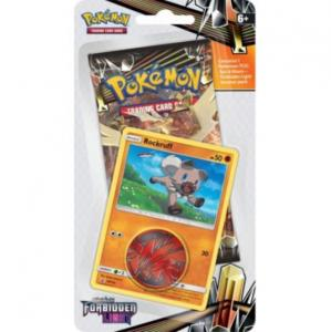 Pokémon, SM Forbidden Light, Checklane Blister Pack: Rockruff