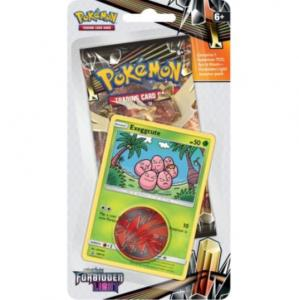 Pokémon, SM Forbidden Light, Checklane Blister Pack: Exeggcute