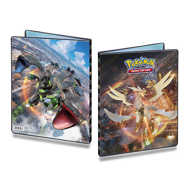 Pokémon, SM Forbidden Light (Zygarde & Ultra Necrozma), Portfoliopärm A4 - 9 Pocket