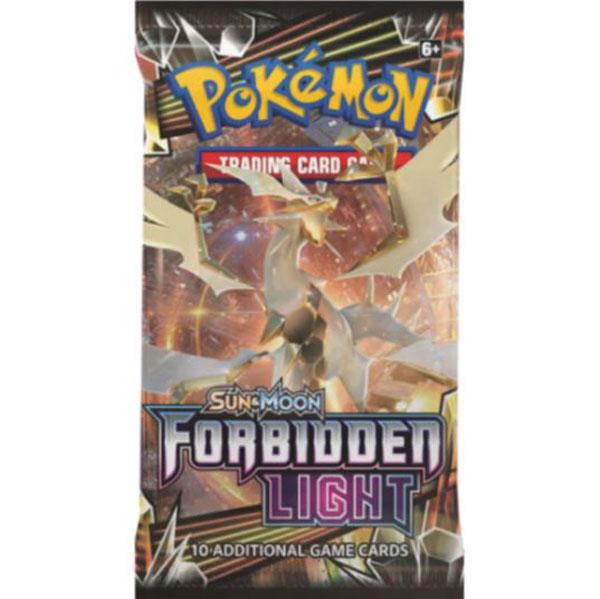 Pokémon, SM Forbidden Light, 1 Booster