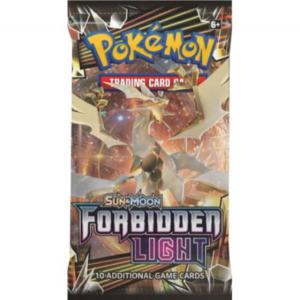 Pokémon, SM Forbidden Light, 1 Booster