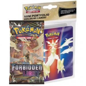 Pokémon, SM Forbidden Light, Collector's album (Mini-pärm + 1 booster)