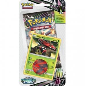 Pokémon, SM Celestial Storm, Checklane Blister Pack: Tapu Bulu