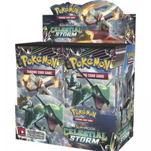 Pokémon, SM Celestial Storm, Display / Booster Box