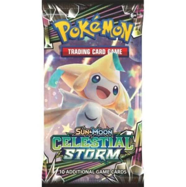 Pokémon, SM Celestial Storm, 1 Booster