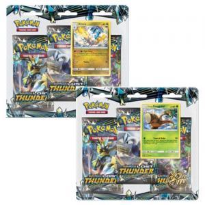 Pokémon, SM Lost Thunder, Trippelblister x 2 (Alolan Exeggutor + Altaria)